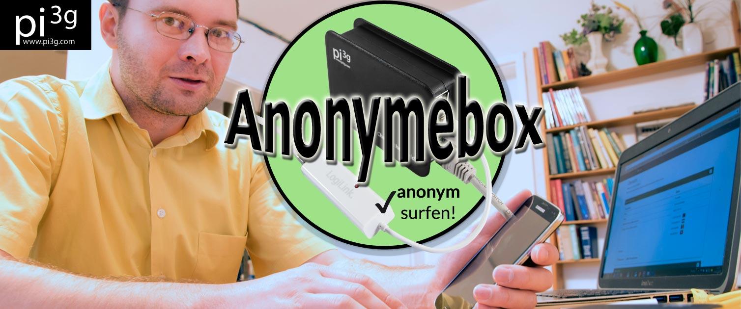 Anonym surfen anonym online mit der Anonymebox